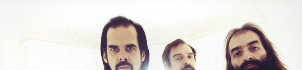 Grinderman with Nick Cave